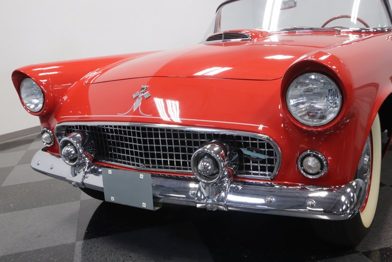 1955 Ford Thunderbird 25
