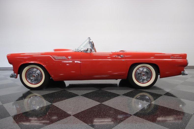 1955 Ford Thunderbird 27