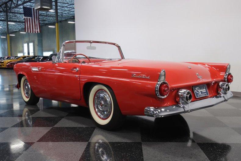 1955 Ford Thunderbird 30