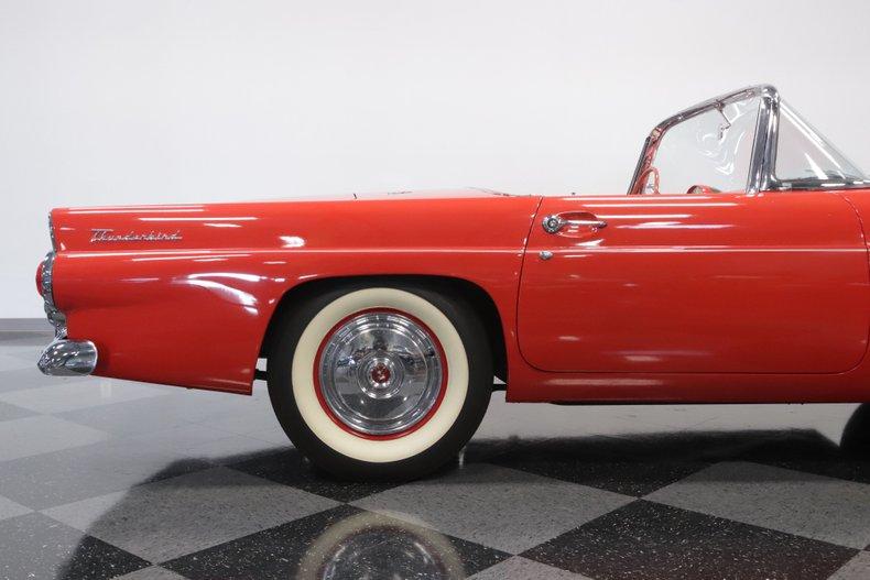 1955 Ford Thunderbird 35