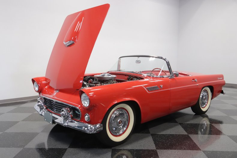 1955 Ford Thunderbird 38