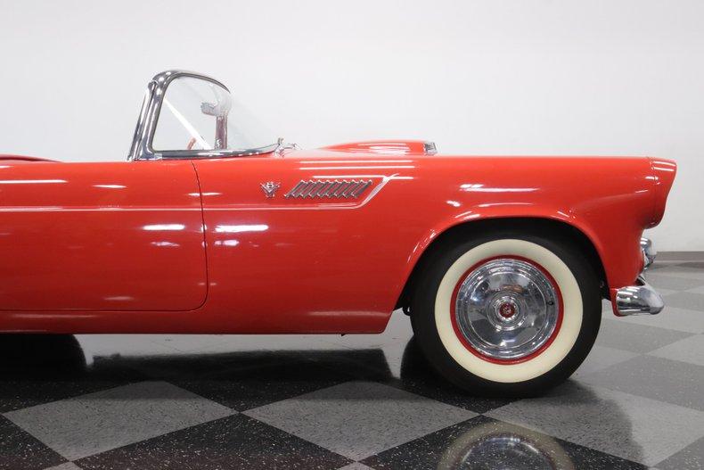 1955 Ford Thunderbird 36