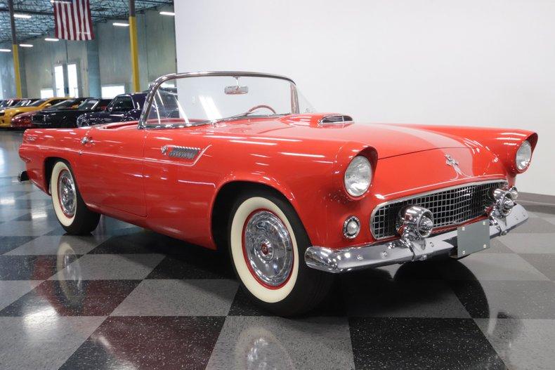 1955 Ford Thunderbird 37
