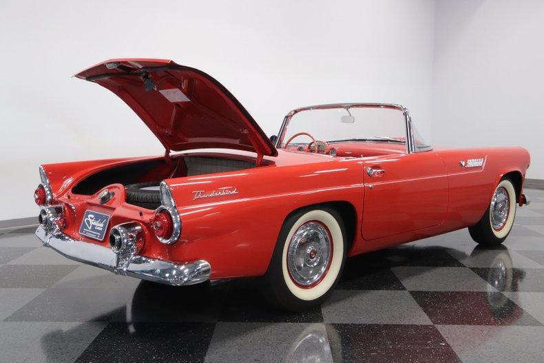 1955 Ford Thunderbird 41