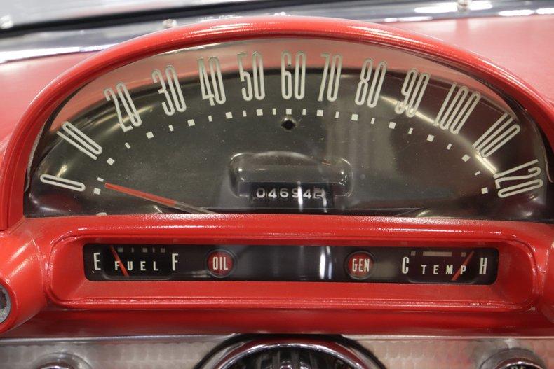 1955 Ford Thunderbird 50