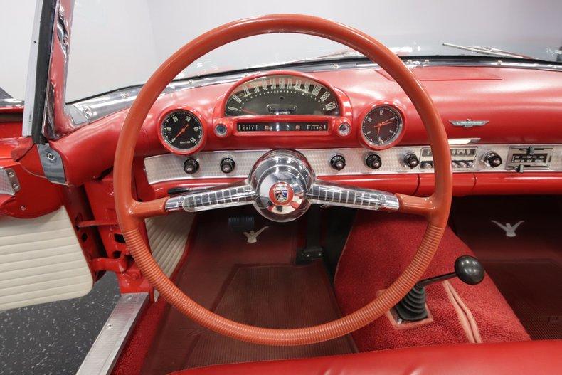 1955 Ford Thunderbird 48