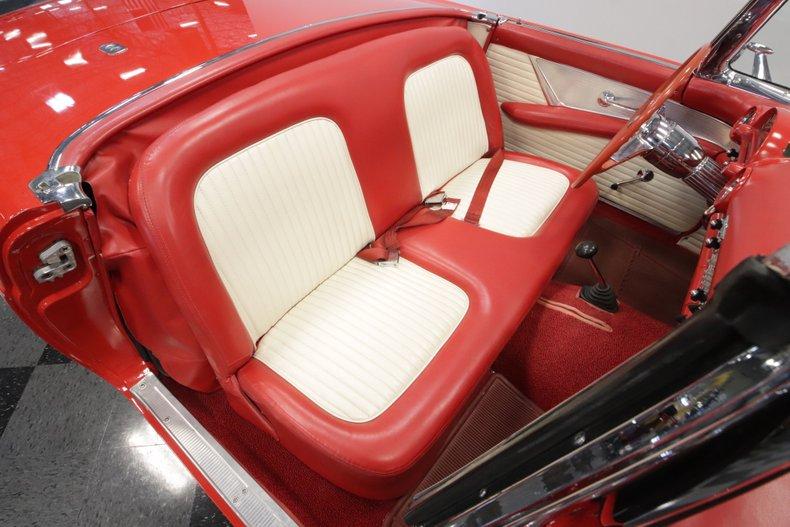 1955 Ford Thunderbird 55