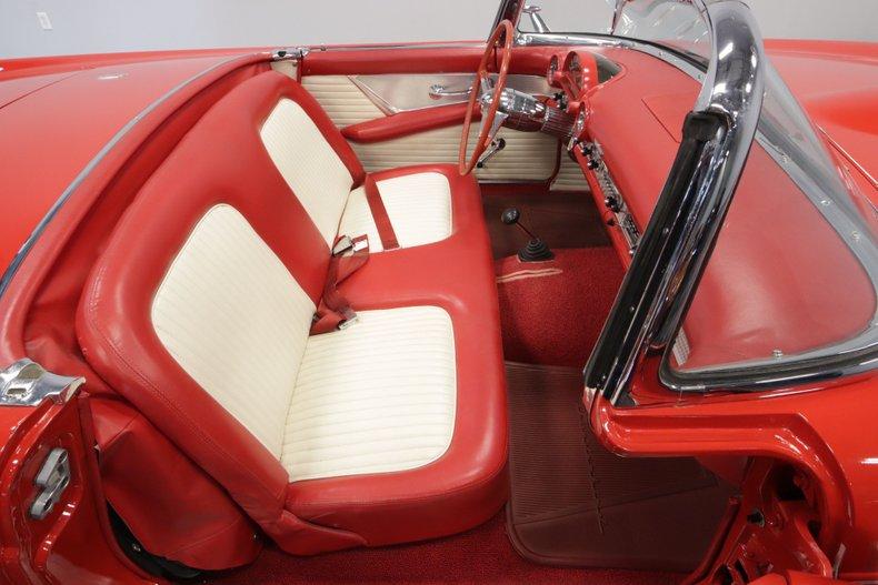 1955 Ford Thunderbird 56