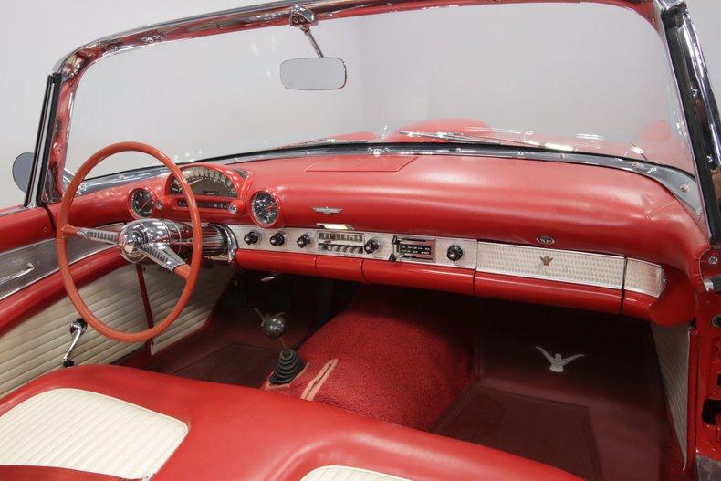 1955 Ford Thunderbird 57