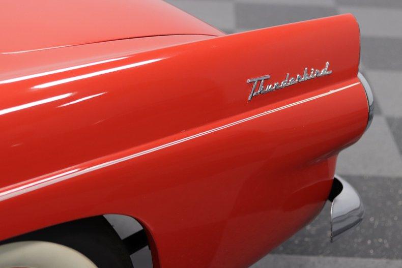 1955 Ford Thunderbird 69
