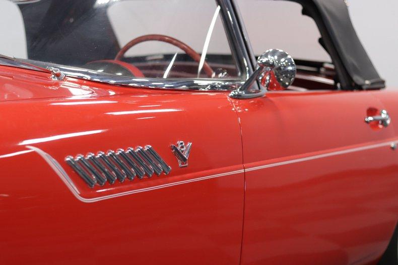 1955 Ford Thunderbird 68