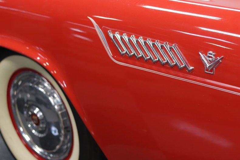 1955 Ford Thunderbird 72