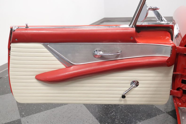 1955 Ford Thunderbird 46
