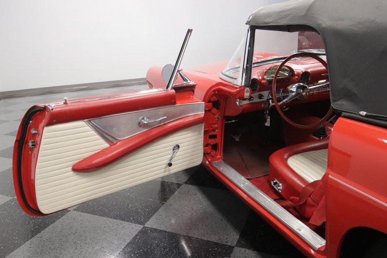 1955 Ford Thunderbird 45