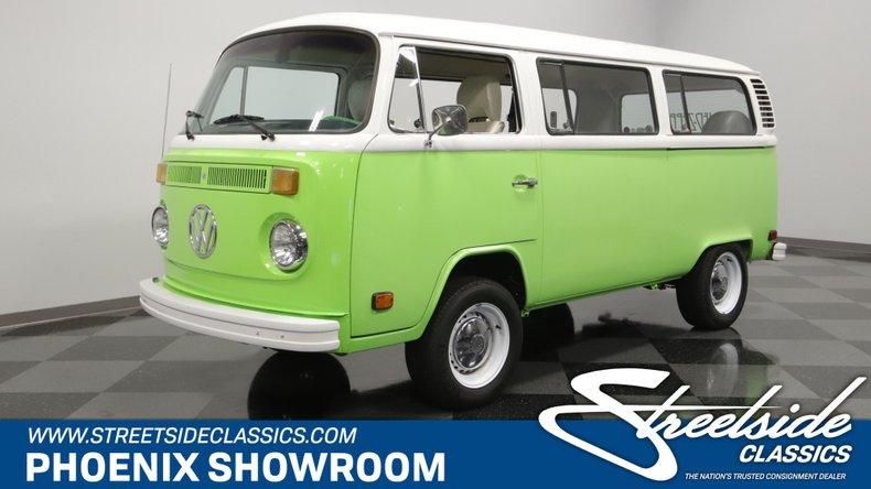 For Sale: 1977 Volkswagen Type 2