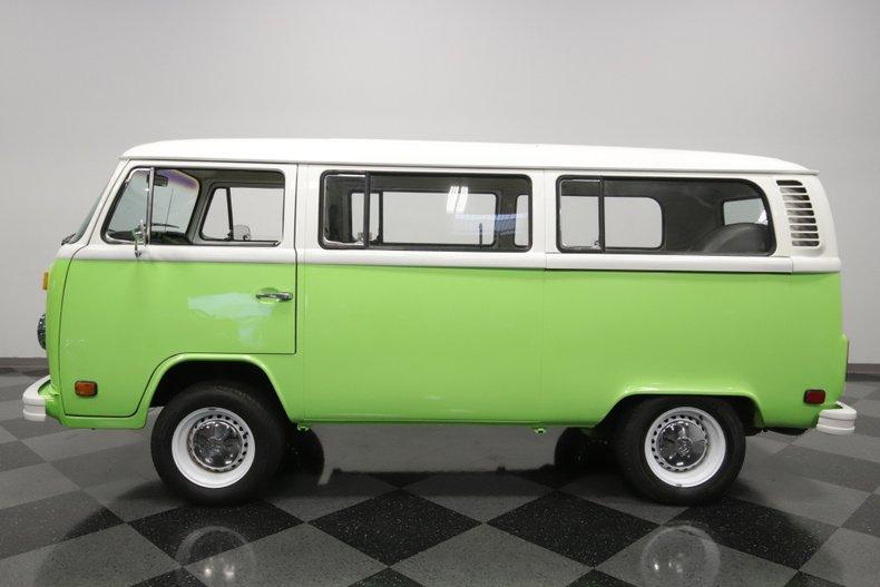 1977 Volkswagen Type 2 6