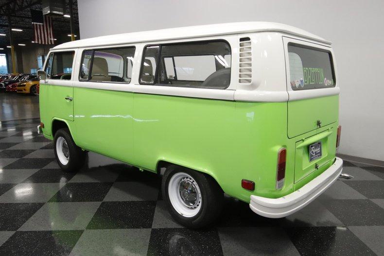 1977 Volkswagen Type 2 10