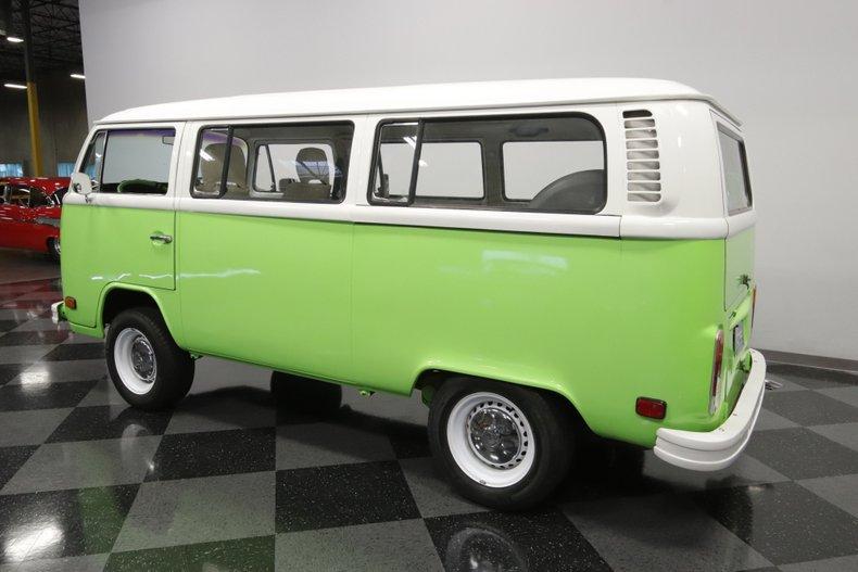 1977 Volkswagen Type 2 9