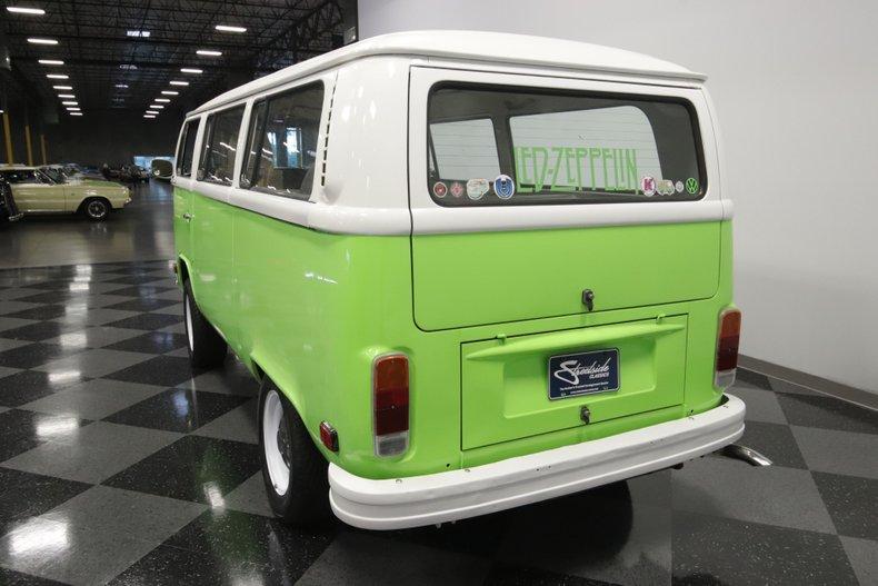 1977 Volkswagen Type 2 12