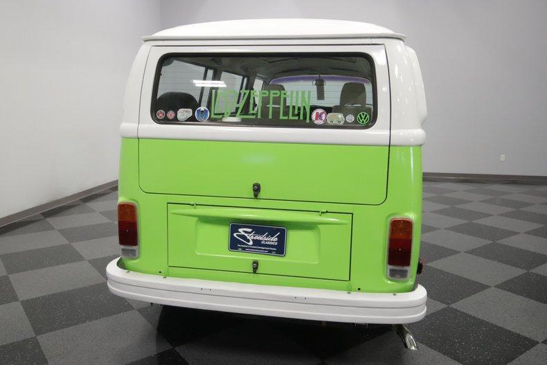 1977 Volkswagen Type 2 16
