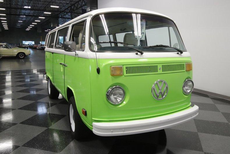 1977 Volkswagen Type 2 29