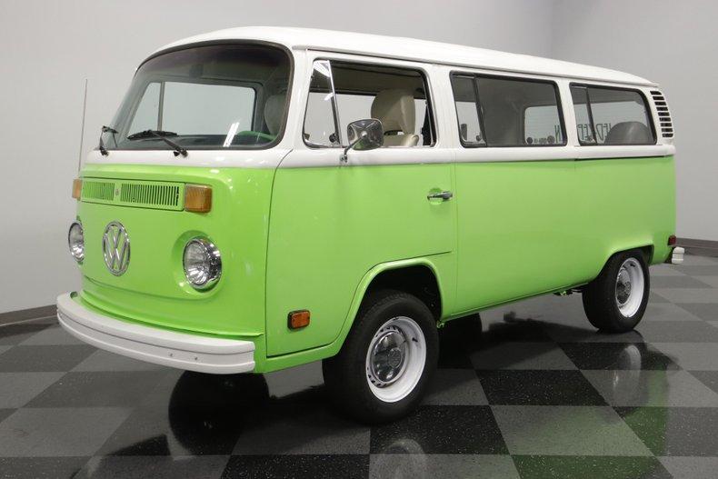 1977 Volkswagen Type 2 33