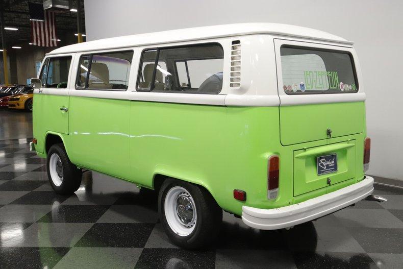 1977 Volkswagen Type 2 39