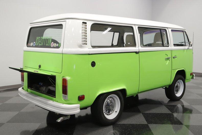 1977 Volkswagen Type 2 47