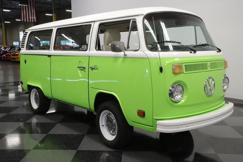 1977 Volkswagen Type 2 46