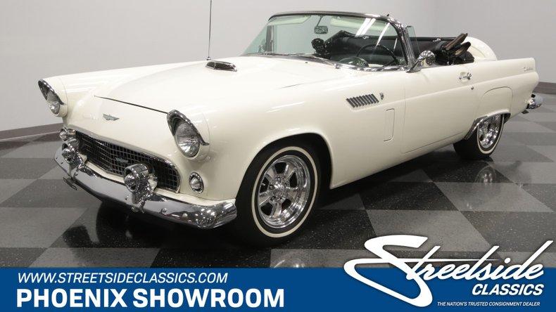 For Sale: 1956 Ford Thunderbird