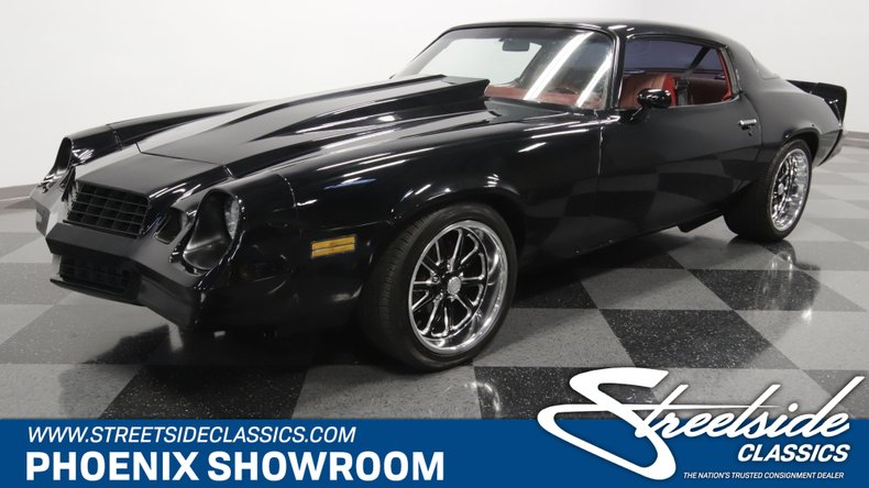 For Sale: 1978 Chevrolet Camaro