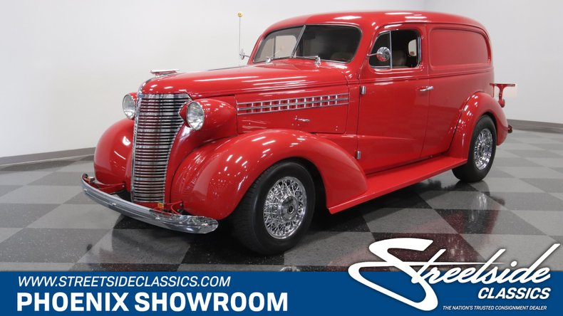 For Sale: 1938 Chevrolet Sedan Delivery