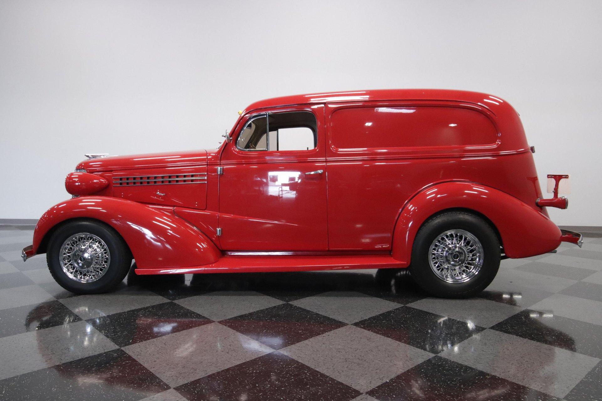 1938 chevrolet sedan delivery