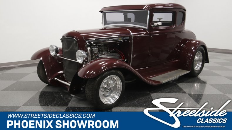 1930 Ford 5-Window For Sale