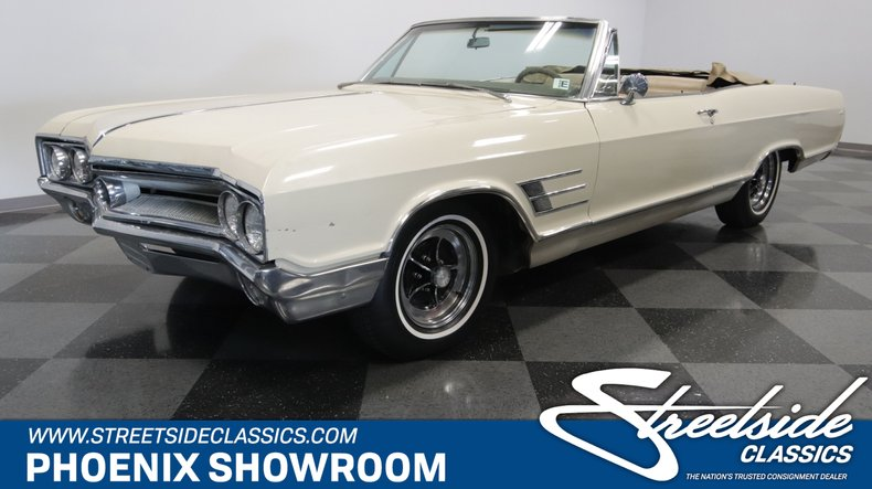 For Sale: 1965 Buick Wildcat
