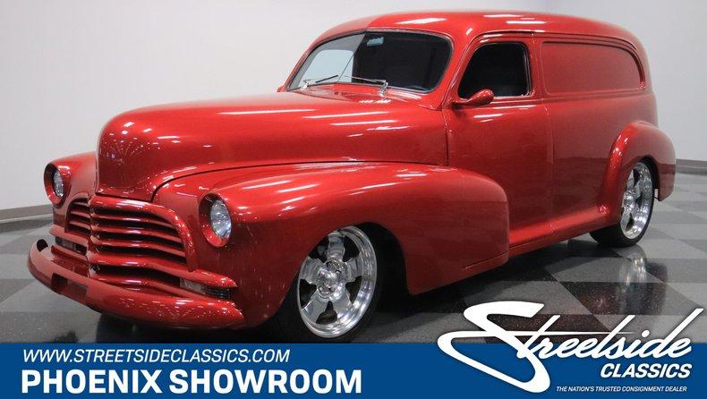 1946 Chevrolet Sedan Delivery For Sale