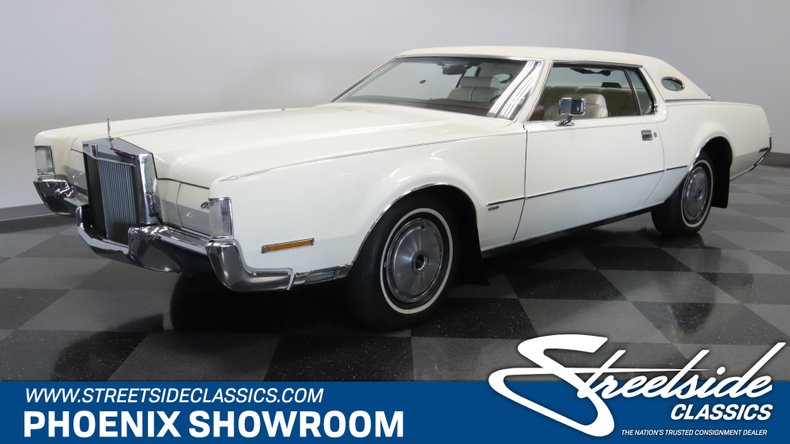 For Sale: 1972 Lincoln Continental