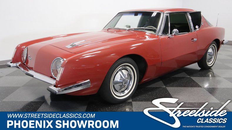 For Sale: 1963 Studebaker Avanti