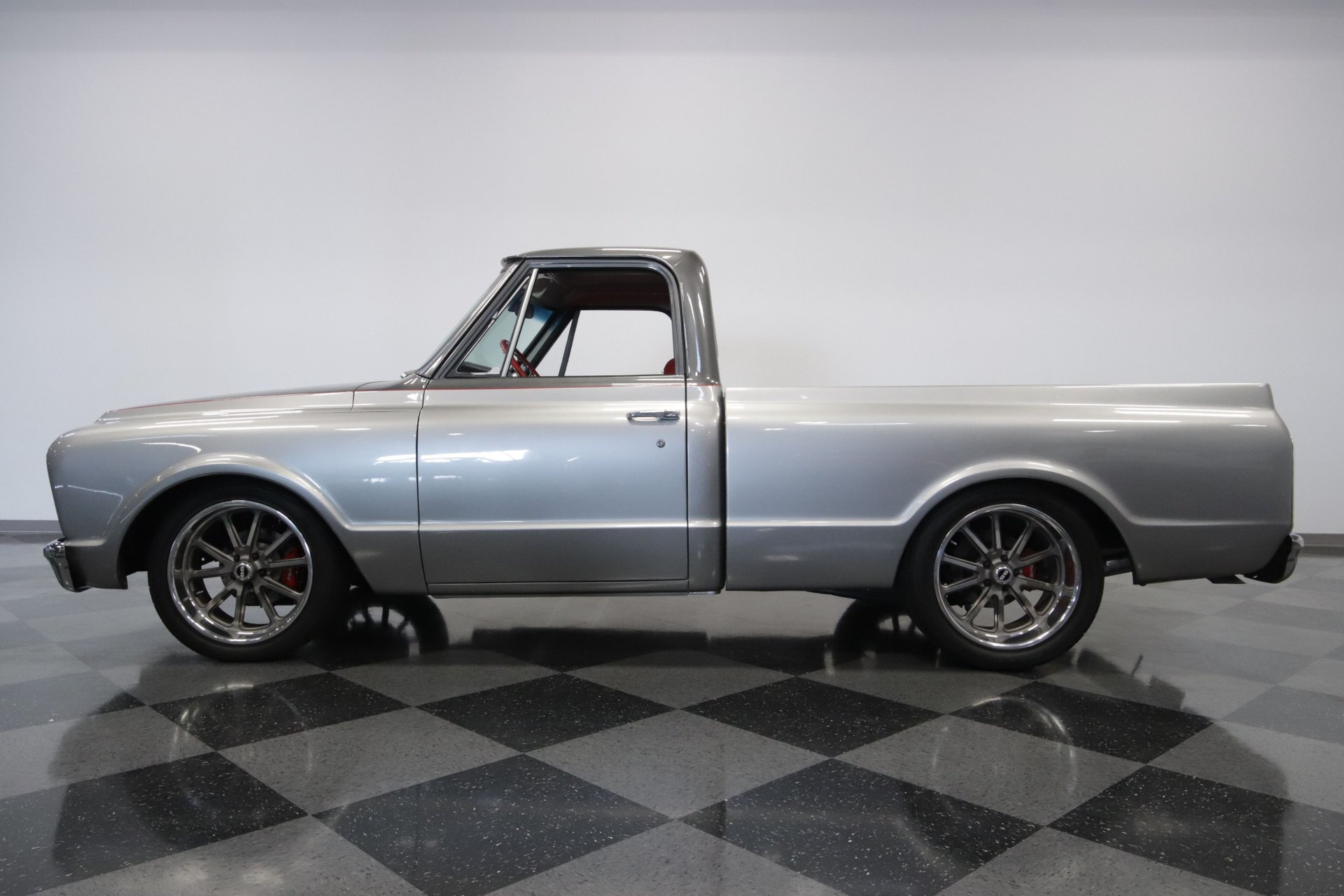 1967 chevrolet c10 restomod