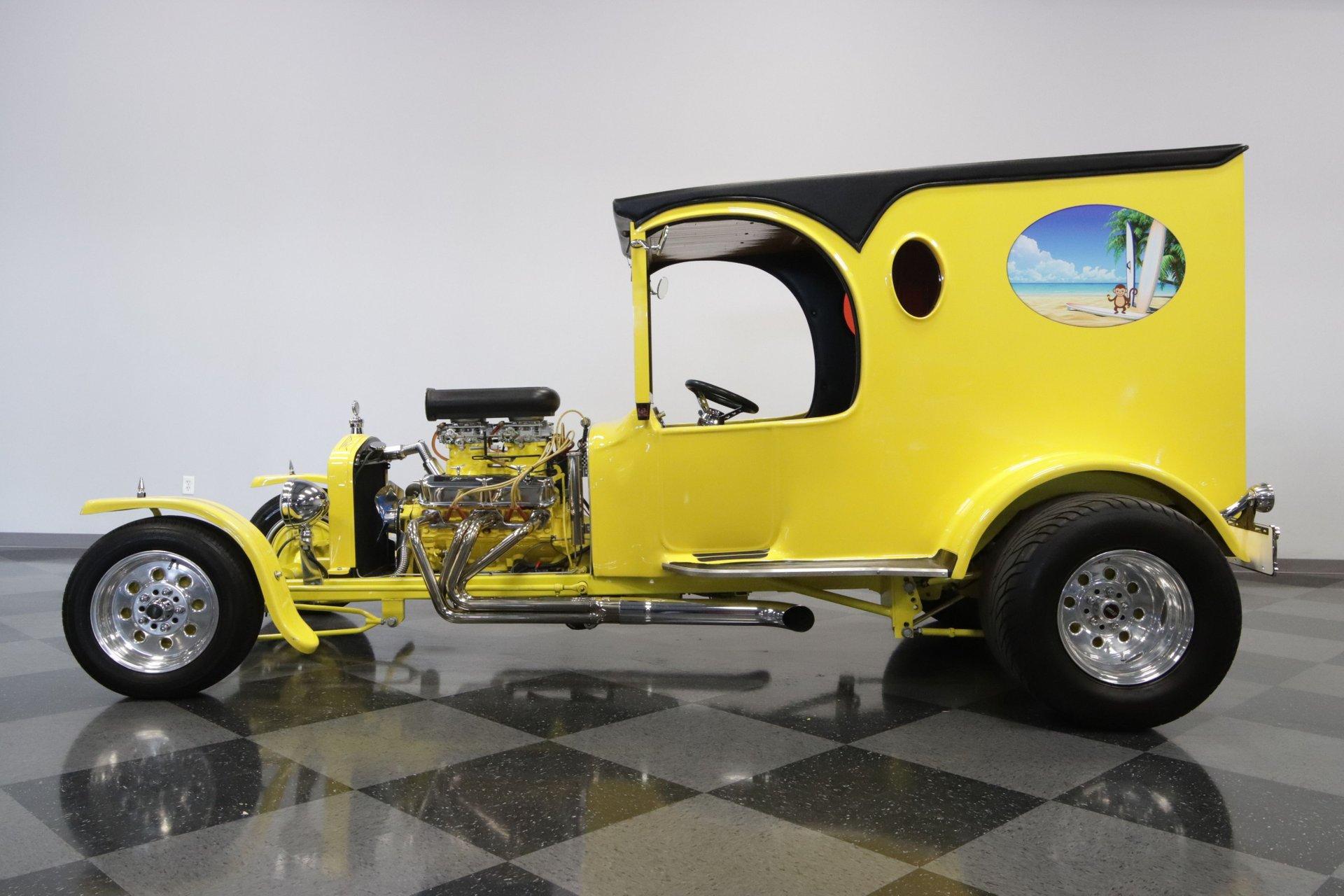 1923 ford model t c cab