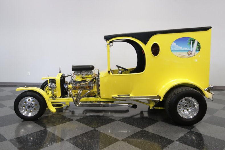 1923 Ford Model T 7