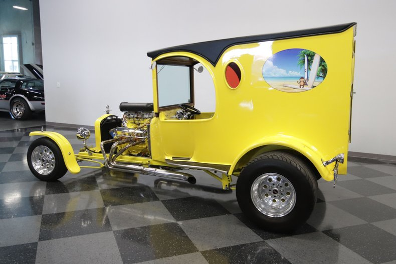 1923 Ford Model T 8