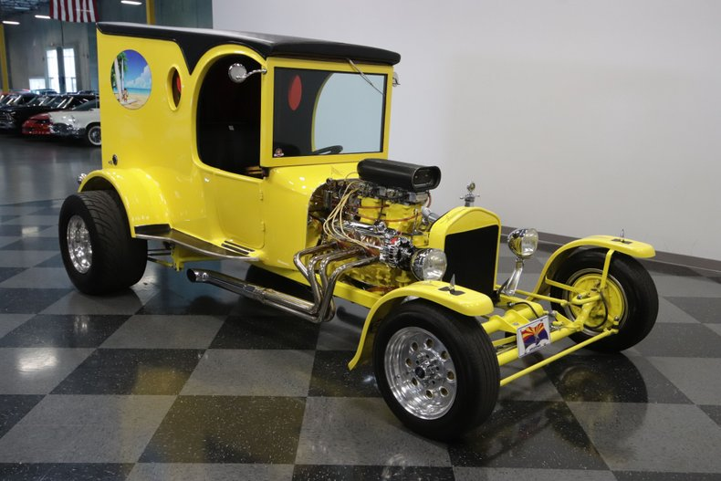 1923 Ford Model T 17