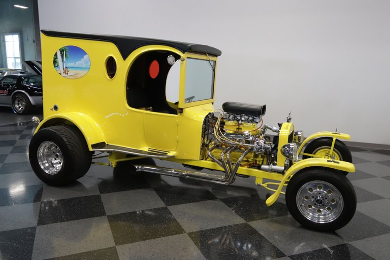 1923 Ford Model T 16