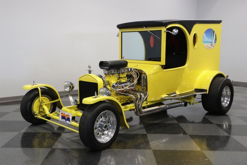 1923 Ford Model T 21