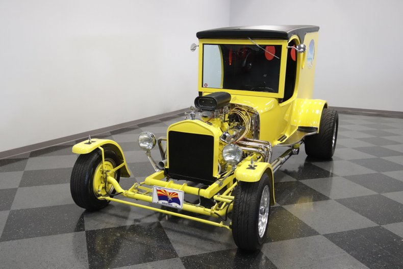 1923 Ford Model T 20