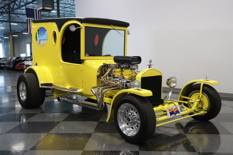 1923 Ford Model T 34