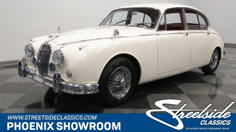 1961 Jaguar Mark II For Sale