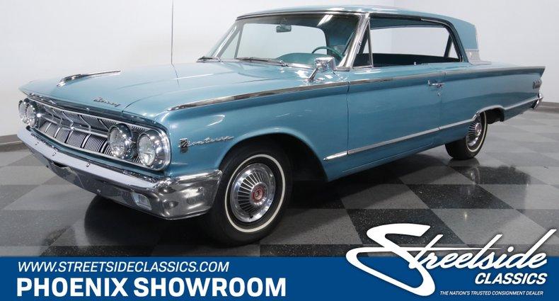For Sale: 1963 Mercury Monterey
