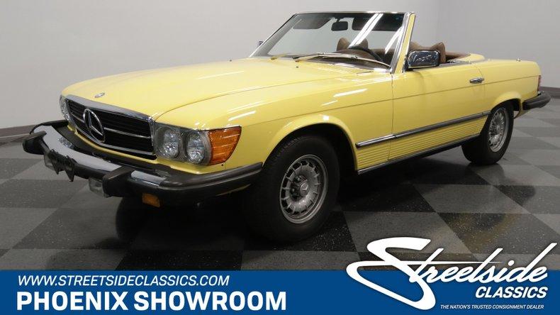 For Sale: 1978 Mercedes-Benz 450SL